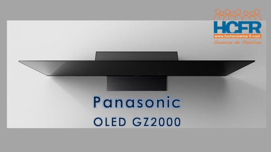 Test HCFR Panasonic TX-65GZ2000, TV OLED