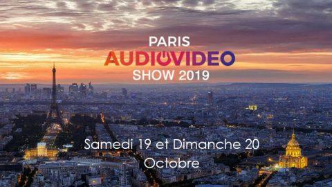 Paris Audio Video Show 2019 – c'est dans une semaine, les Samedi 19 & Dimanche 20 Octobre