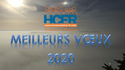 Association HCFR – Meilleurs Vœux pour la Nouvelle Année 2020