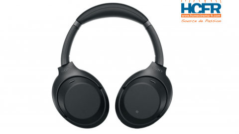 Video HCFR : casque Sony WH-1000XM3 & Sony 360 Reality Audio