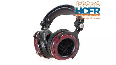Test HCFR du Kennerton THROR, casque planar ouvert