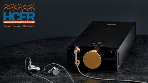 Test HCFR des Sony IER-Z1R, intras & DMP-Z1, baladeur THDG