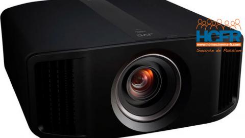Video HCFR : JVC DLA-N5 FW 3.10 Frame Adapt HDR, projecteur 4K – unboxing & présentation