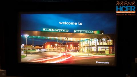 Reportage HCFR : Panasonic présentation à la Presse des nouveaux produits 2020