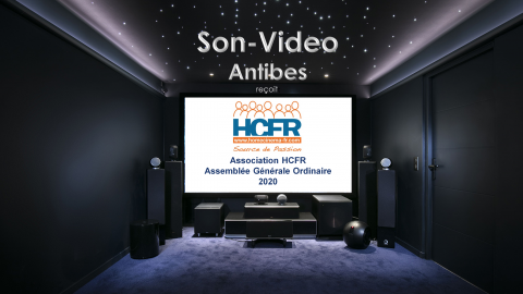 Reportage HCFR : Son-Video, Antibes – AG 2020 de l'Association HCFR & Journée de Rencontres