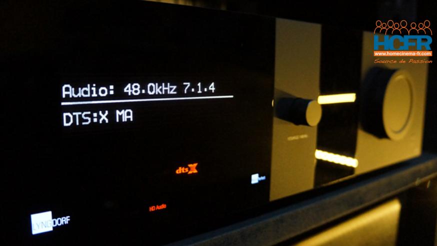 Video HCFR : Lyngdorf MP-60, processeur 16 canaux – unboxing & présentation