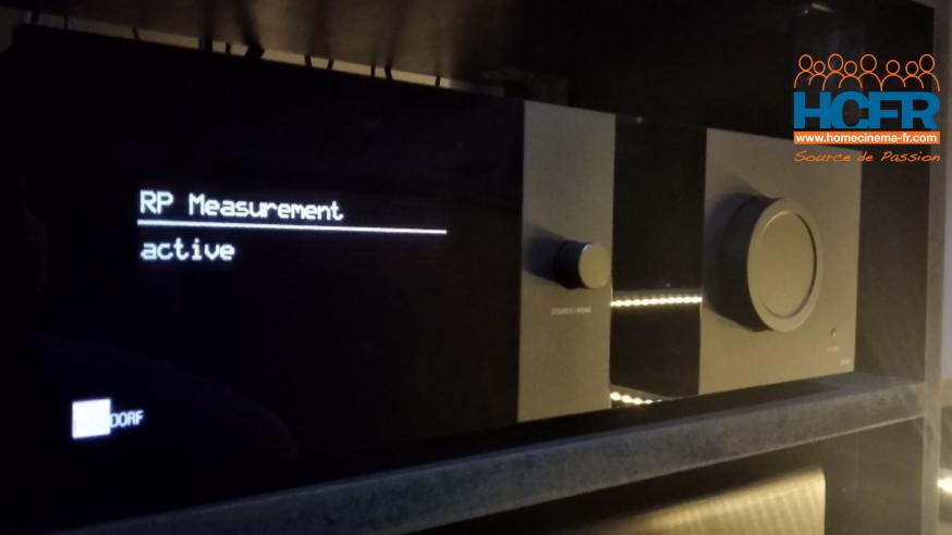 Video HCFR : Lyngdorf MP-60, processeur 16 canaux – Menus & calibration