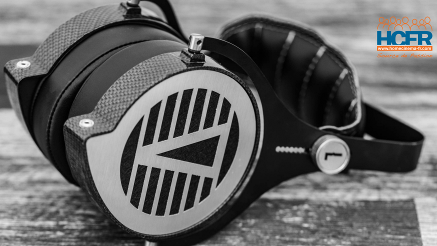 Test HCFR : Verum Audio Verum 1, casque audio