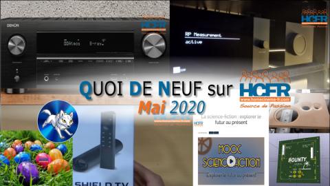 QUOI DE NEUF sur HCFR  – (QDN) – Mai 2020
