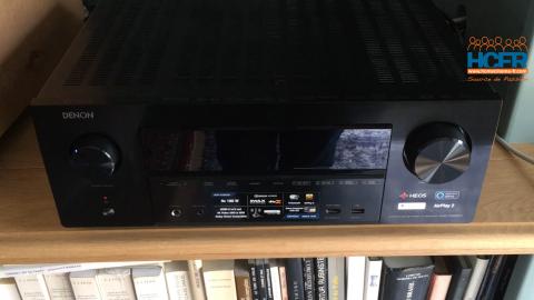 Video HCFR : Denon AVR-X3600H tets en Stéréo – l'installation d'Alain_haskil