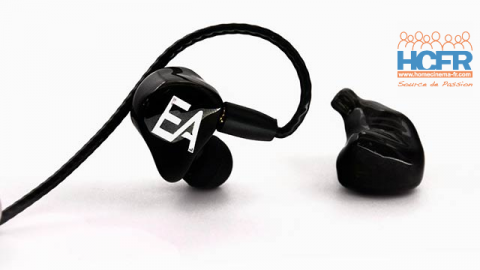 Video HCFR : Erdre Audio EA502, intras – Présentation