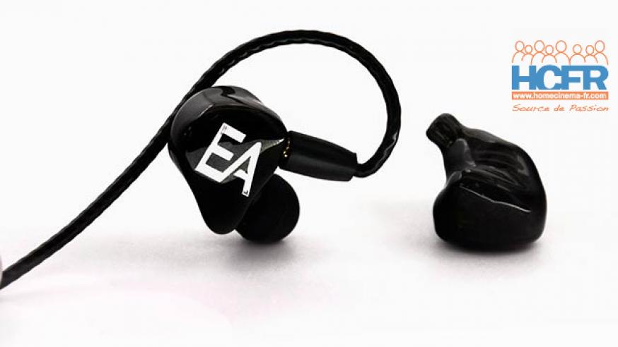 Video HCFR : Erdre Audio EA502, intras – Présentation