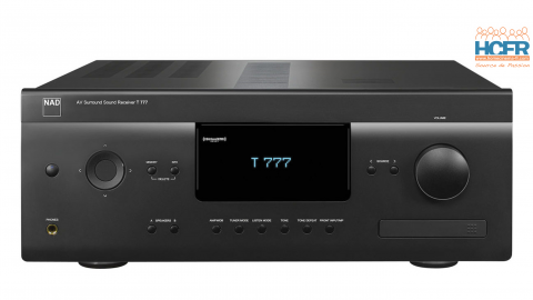 Video HCFR : NAD T777 V3, intégré HC – Présentation