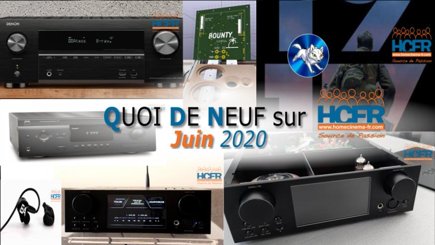 QUOI DE NEUF sur HCFR  – (QDN) – Juin 2020