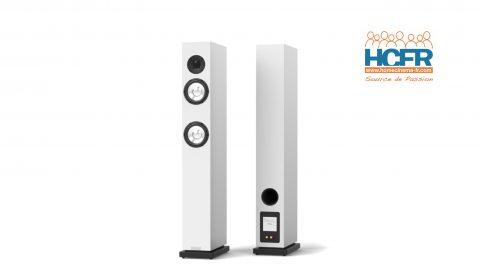 Test HCFR : Recital Audio Illumine HEFA, enceintes acoustiques