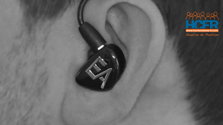 Test HCFR : Erdre Audio EA502, intras