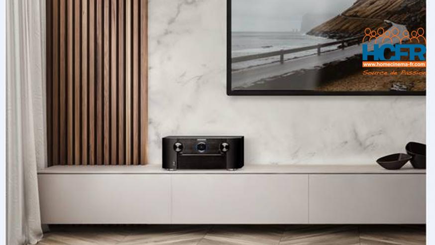 News HCFR : Marantz présente sa nouvelle gamme HC 2020 8K Ready