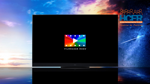 Test HCFR : Panasonic TX-65HZ2000, TV OLED