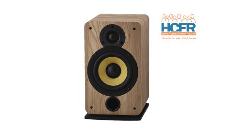 Test HCFR : DAVIS Acoustics EVA, enceintes