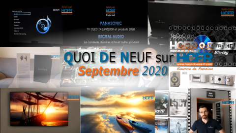 QUOI DE NEUF sur HCFR  – (QDN) – Septembre 2020