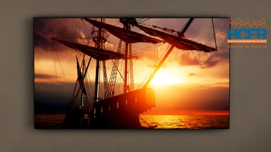 Video HCFR : Sony KD-85ZH8 – Initialisation
