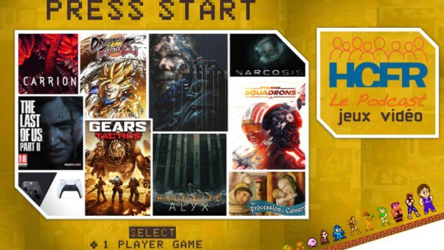 Podcast HCFR : Jeux-Vidéo RTM11 – GeNext