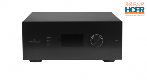Test HCFR : StormAudio ISP Mk2, préampli 32 canaux avec màj DTS:X Pro