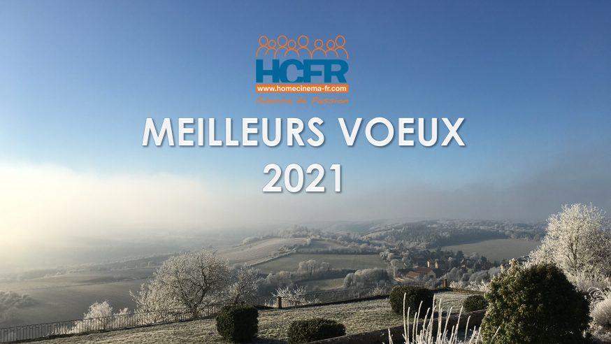 Association HCFR – Meilleurs Vœux pour la Nouvelle Année 2021