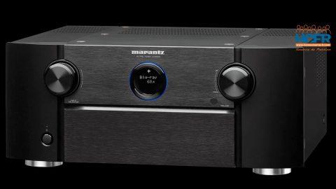 Compte-rendu d'utilisateur HCFR : Marantz AV8805, màj DTS:X Pro & Dolby Surround Wides