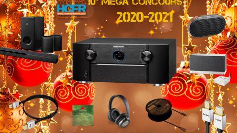 LES GAGNANTS du 10ème Méga-Jeu-Concours HCFR 2020/2021 *** Que des cadeaux avec HCFR ***
