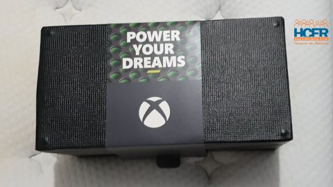 Video HCFR : Xbox Series X, Unboxing & présentation
