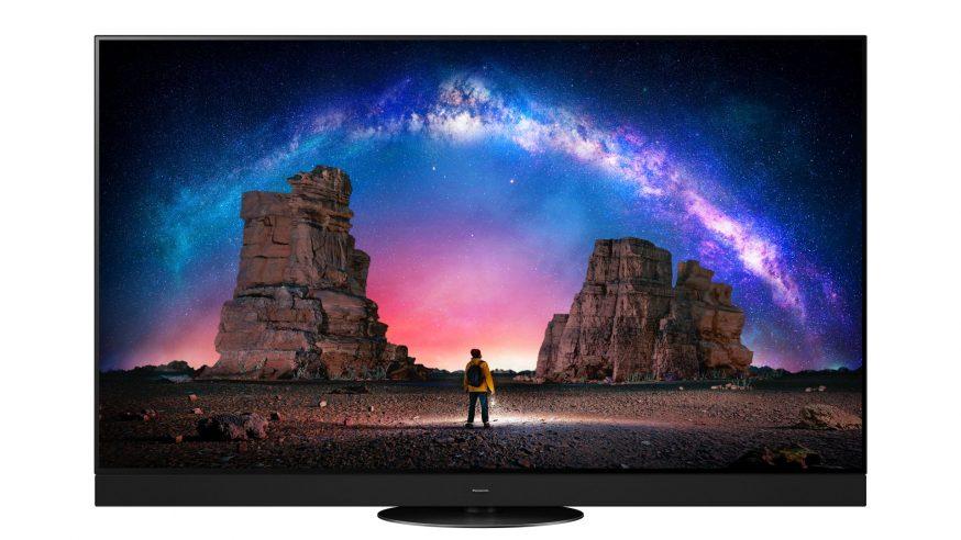 News HCFR – Panasonic présente le téléviseur Oled JZ2000