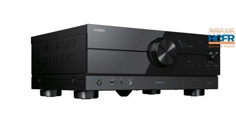 Test HCFR : Yamaha RX-A2A, intégré HC 7.2 canaux