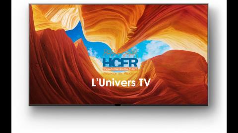 Inauguration HCFR – L'Univers des TV – la nouvelle section dédiée du Forum