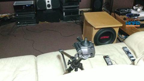 Vidéo HCFR : Yamaha RX-A2A, Calibration