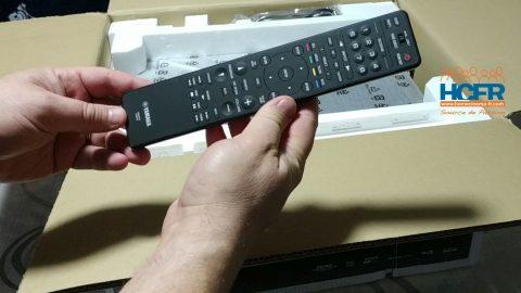 Vidéo HCFR : Yamaha RX-A2A, Unboxing