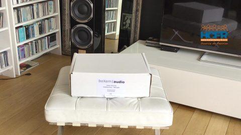 Vidéo HCFR : boXem Audio ARTHUR 4215/E2, Unboxing