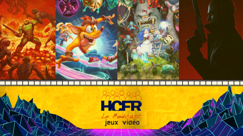 HCFR Le Podcast Jeux-Video – 8.0_Avril 2021