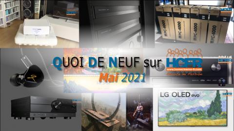 QUOI DE NEUF sur HCFR  – (QDN) – Mai 2021