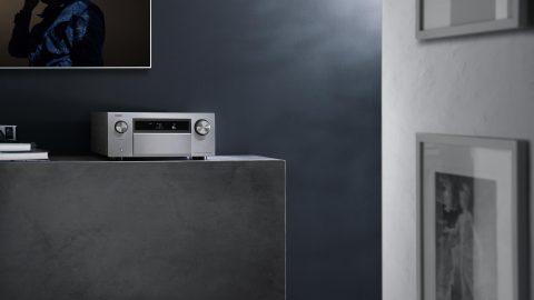 News HCFR – Denon lance le nouvel intégré AVC-X8500HA 8K