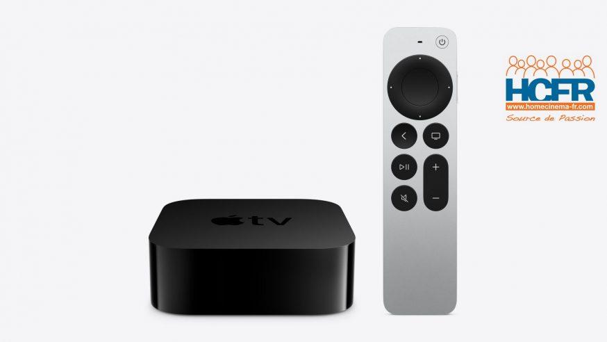 Vidéo HCFR : Apple TV 4K 2021 – Unboxing