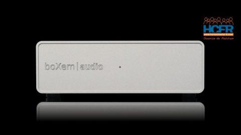 Test HCFR : boXem Audio ARTHUR 4215/E2