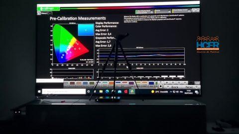 Vidéo HCFR : Sony XR-83A90J – Calibration