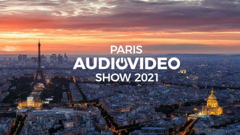 Paris Audio Video Show 2021 – Samedi 23 & Dimanche 24 Octobre