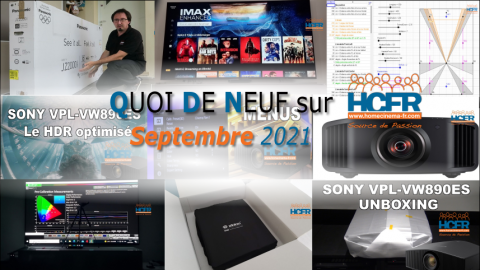 QUOI DE NEUF sur HCFR  – (QDN) – Septembre 2021