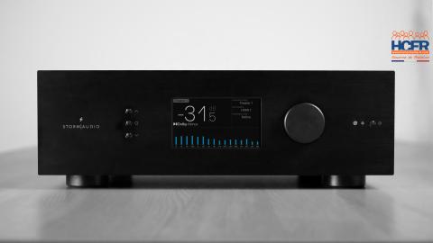 News HCFR – StormAudio dévoile le nouveau processeur ISP Core 16 & un module AoIP AES67