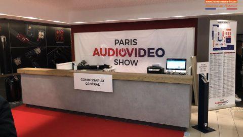 Reportage HCFR : Paris Audio Video Show 2021, ce WE –  au fil des stands